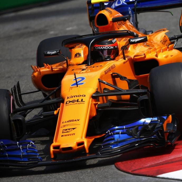 Jueves en Mónaco-McLaren: Día de mucho trabajo para los de Woking en el principado