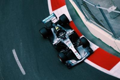 Mercedes busca la segunda victoria de la temporada