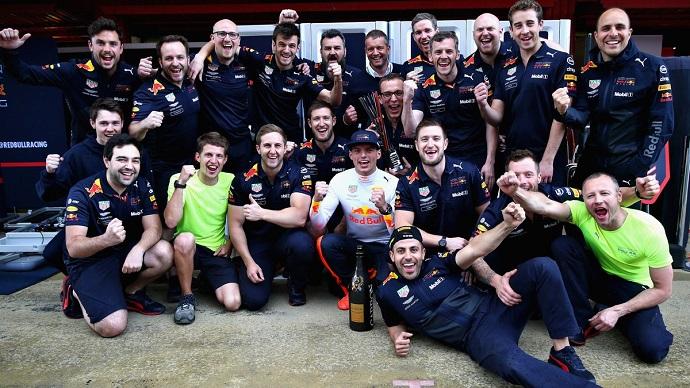 Verstappen encauza el mal comienzo de año