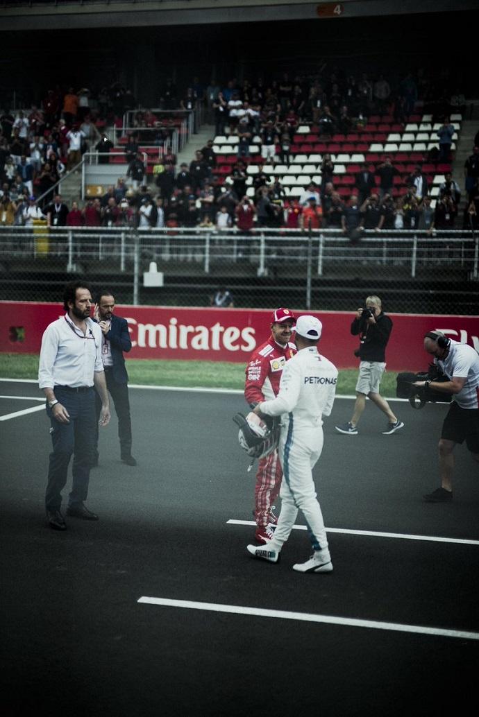 Vettel y Hamilton no ven lógica en los cambios de 2019