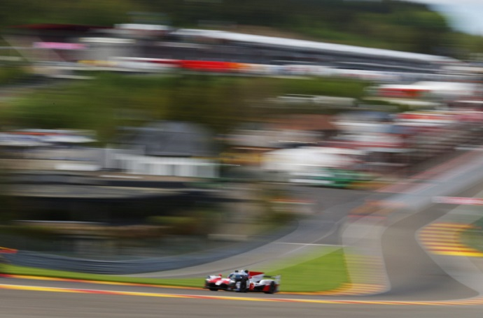 Alonso en Spa-FP2: Fernando segundo con Toyota en otra liga