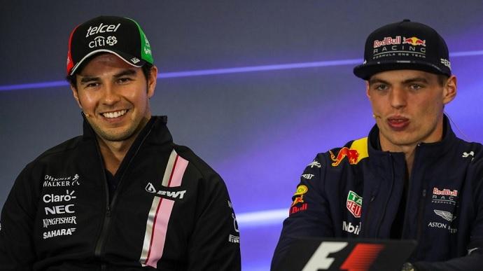 Checo Pérez siente empatía por Max Verstappen