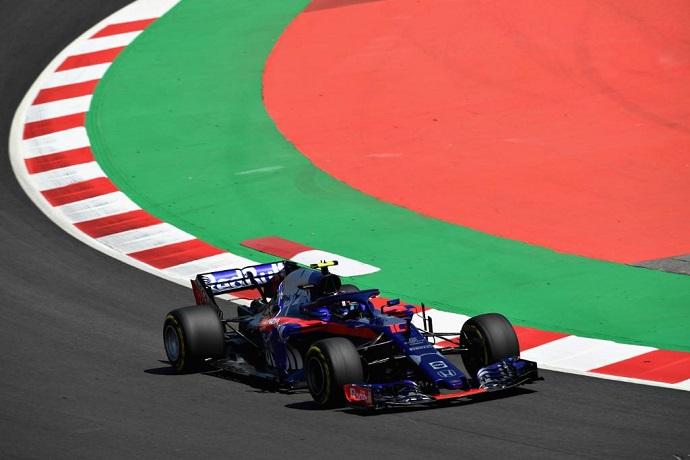 Dificultades en Toro Rosso para cumplir con su programa de trabajo
