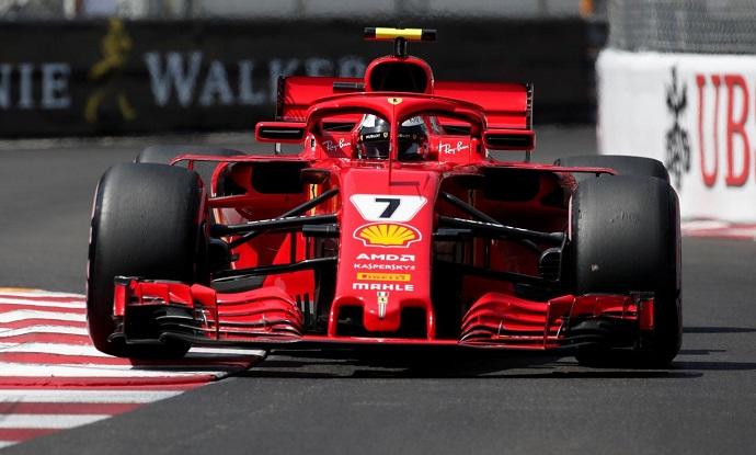 Domingo en Mónaco-Ferrari: Vettel no puede con un mermado Ricciardo