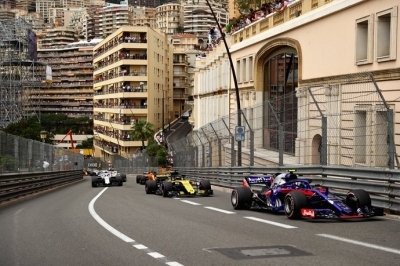 Domingo en Mónaco - Toro Rosso: Gasly vuelve a llevar puntos a Faenza