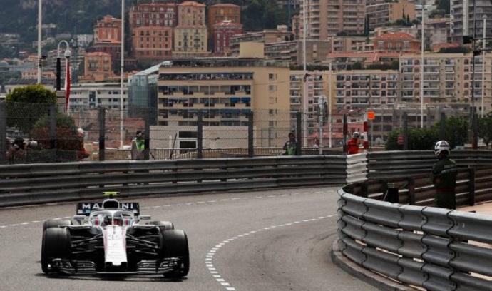 Domingo en Mónaco-Williams: Pinchazos y sanciones