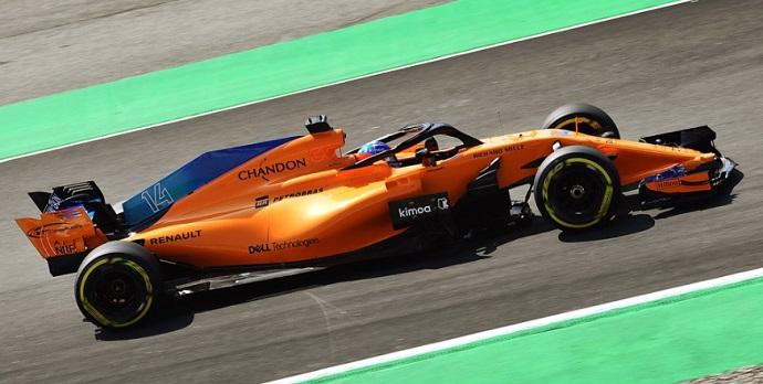 GP España 2018-FP1: Mclaren le mete 'morro', Bottas 1º