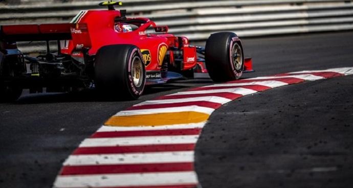 Sábado en Mónaco-Ferrari: Vettel culmina una buena clasificación, pero sin 'pole'