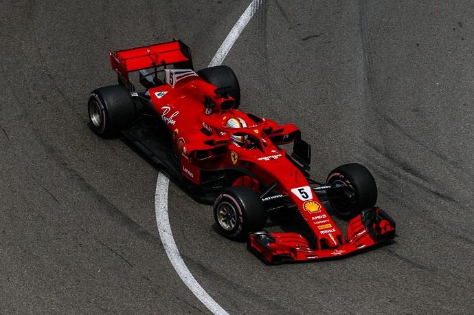 Jueves en Mónaco-Ferrari: Día de pruebas para los italianos