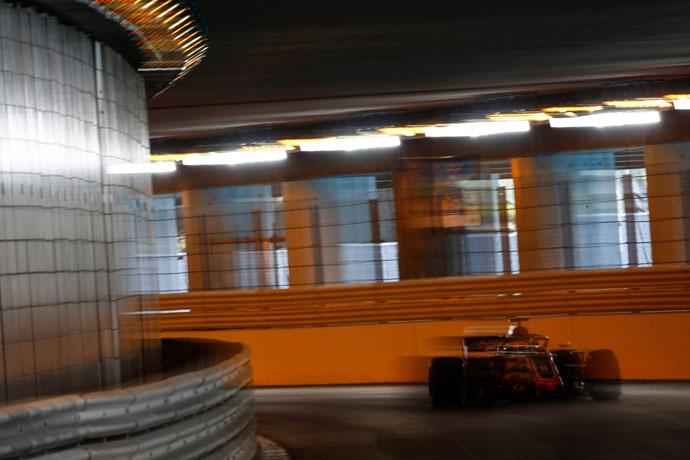 Jueves en Mónaco – Haas: Día difícil para el equipo.