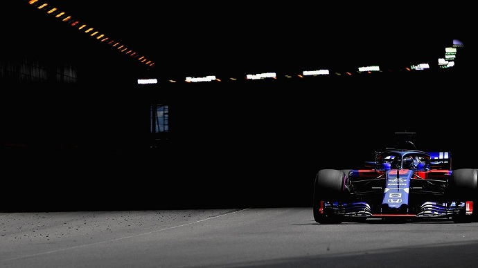 Jueves en Mónaco - Toro Rosso: aprendizaje de debutantes