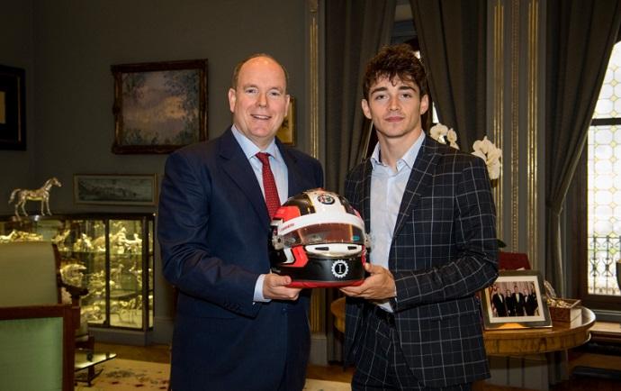 "Leclerc rehúye a ser comparado al Kaiser o Senna: ""Me queda mucho por aprender"""