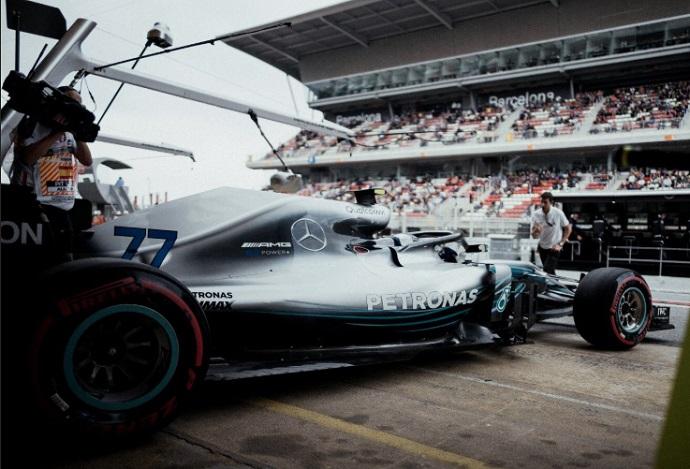 """Mercedes defiende que """"los Pirelli fueron cambiados por seguridad, no para favorecerles"""""""