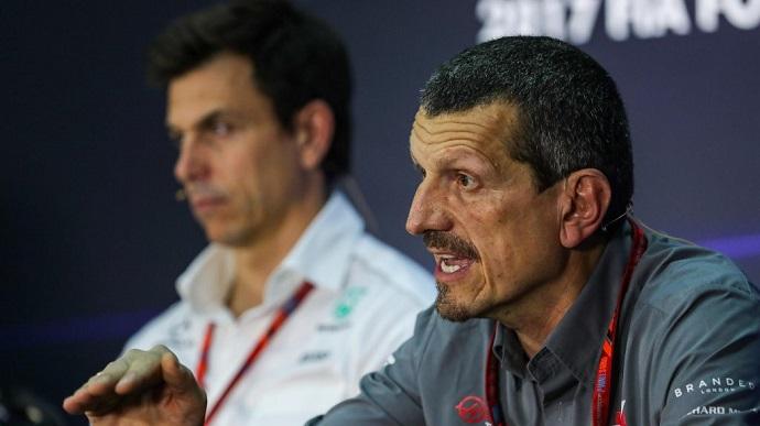 Mercedes está dispuesto a hacerse un Haas