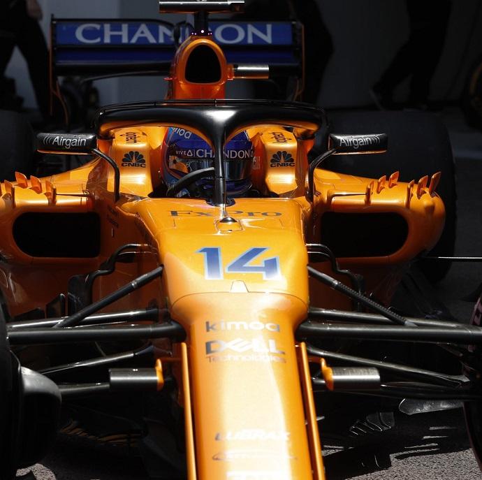 Sábado en Mónaco-McLaren: Alonso exprime su MCL33 y se mete nuevamente en Q3