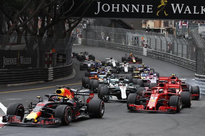 GP Mónaco 2018-Carrera: Ricciardo vence tras dominar todo el fin de semana; primer abandono de Alonso de la temporada