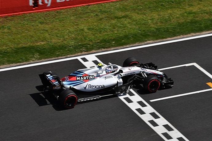 Triste sábado para Williams en Barcelona