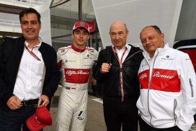 Un gigantesco Leclerc es décimo en España y puntúa de nuevo