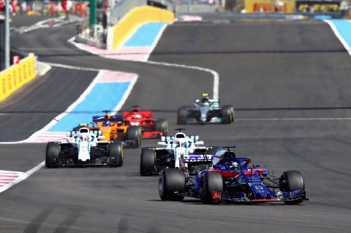 Domingo en Francia-Toro Rosso: Final desastroso