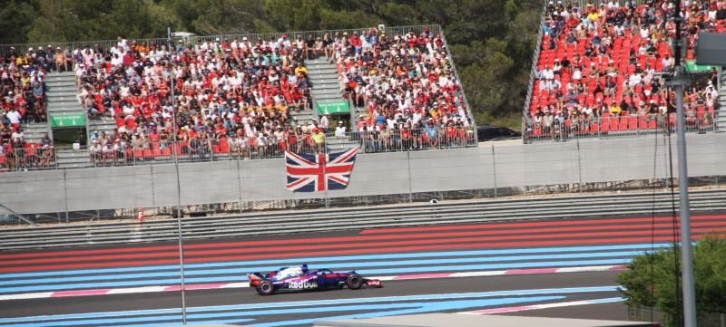 Domingo en Francia Toro Rosso un piloto cero puntos