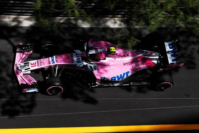 Force India se centrará en el coche de 2019 tras el parón veraniego