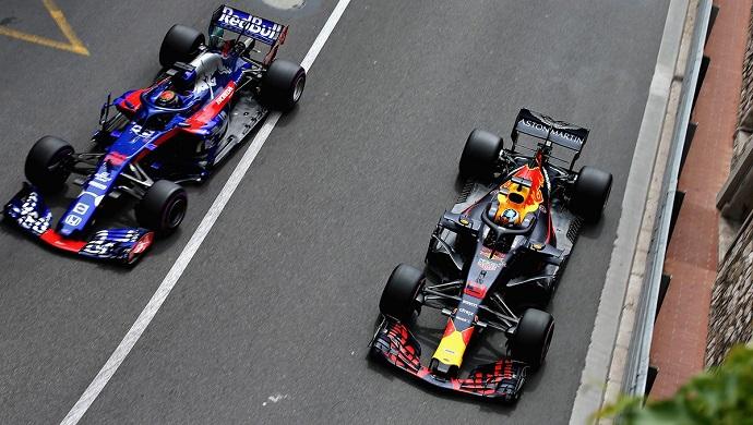 Red Bull montará propulsores Honda a partir de 2019
