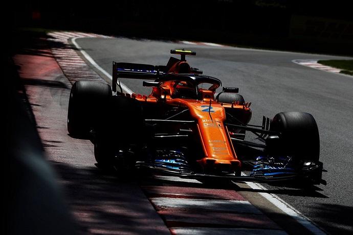 Sábado en Canadá-McLaren: Naufragio de los de Woking