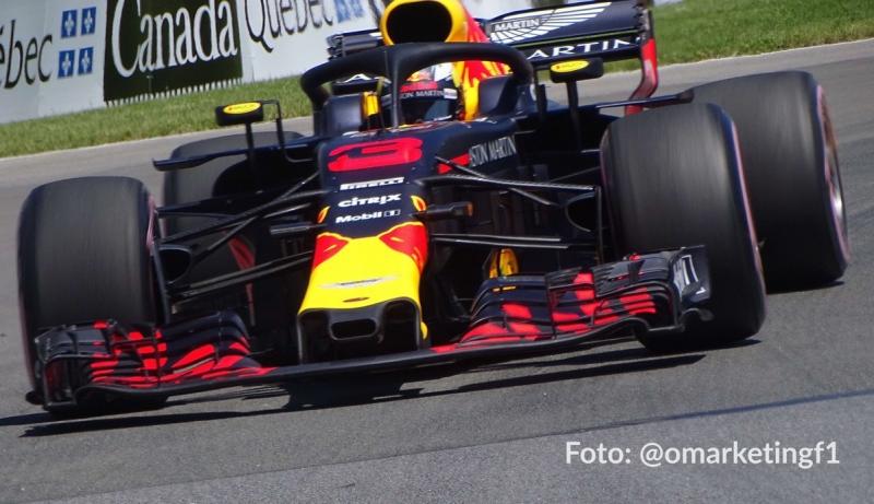 Sábado en Canadá- Red Bull juega con la estrategia en la clasificación