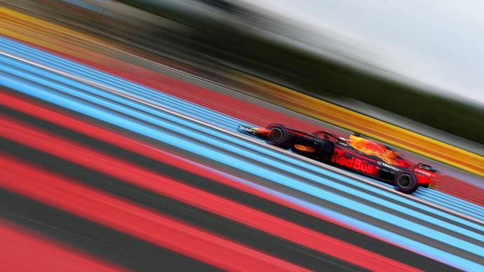 Sábado en Francia: Red Bull por detrás de Mercedes y Ferrari