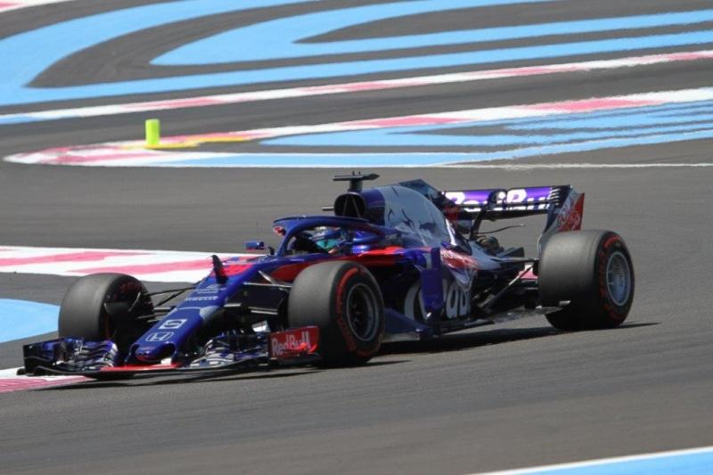 Sábado en Francia-Toro Rosso espera conseguir algún punto