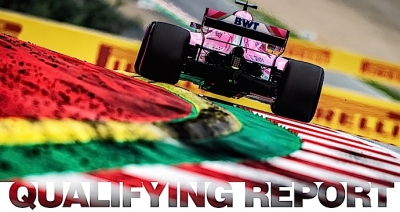 Sabado en Austria - Force India desequilibrado y fuera de Q3 en el Red Bull Ring