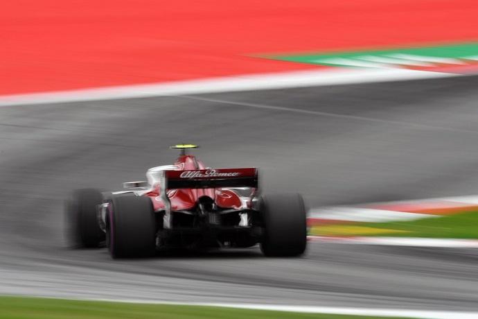 Sábado en Austria-Sauber: Los de Hinwil califican bien con Leclerc, aunque tendrá sanción