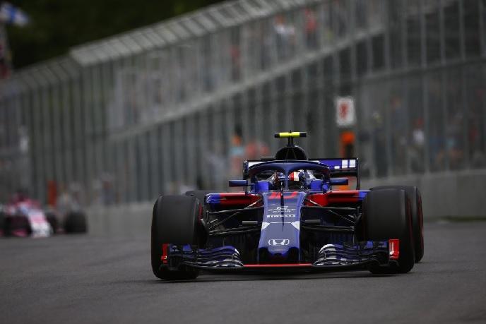 Según prensa alemana Red Bull montará motores Honda en 2019