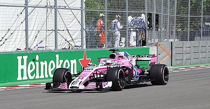 Viernes en Canadá - Force India debuta a Latifi en su tierra
