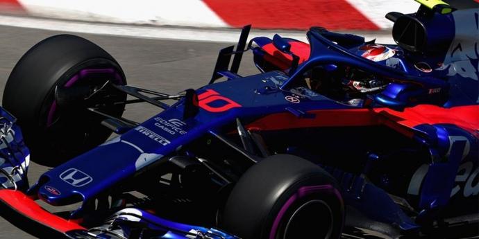 Viernes en Canadá – Toro Rosso en la pelea de la media tabla
