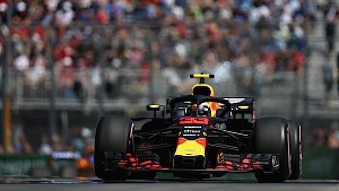 Viernes en Canadá - Red Bull y Verstappen marcan la pauta en