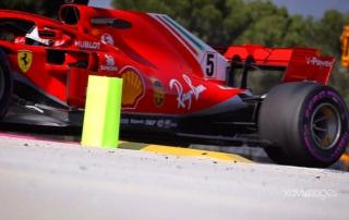 Viernes en Francia-Ferrari optimistas de cara al sábado