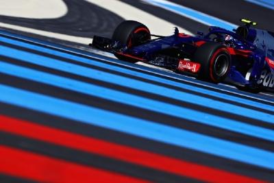 Viernes en Francia-Toro Rosso: Primeros libres llenos de contrastes