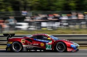 Alonso en el WEC-Le Mans: Doblete de Toyota con Alonso 1º, Antonio García 39º y Molina 40º