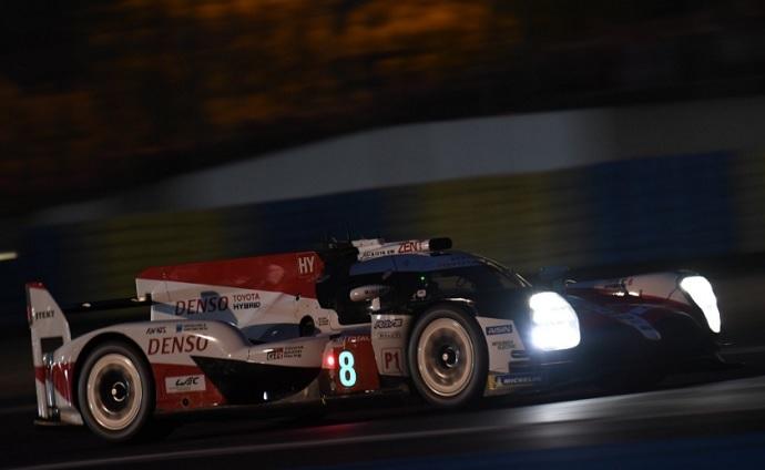 Alonso en el WEC-Le Mans: Doblete de Toyota con Alonso 1º, Antonio García 39º y Molina 34º