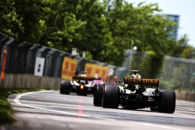 Domingo en Canadá - Renault: Golpe de autoridad en el Campeonato