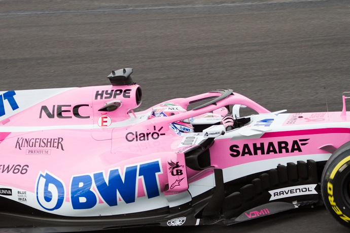 El objetivo 'Top 4' de Force India, frustrado por Renault