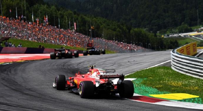 GP Austria 2018: Dónde y cuando seguir el fin de semana