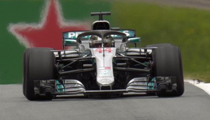GP Austria 2018-FP1: Mercedes inicia con martillo, Sainz y Alonso muy lejos