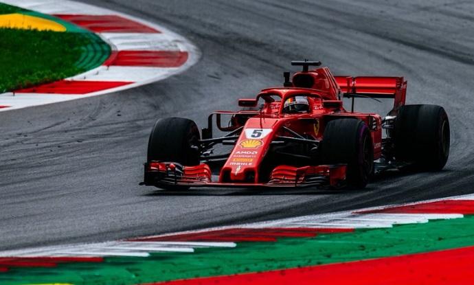 GP Austria 2018-FP3: Vettel golpea a Mercedes con Sainz 9º y Alonso 14º