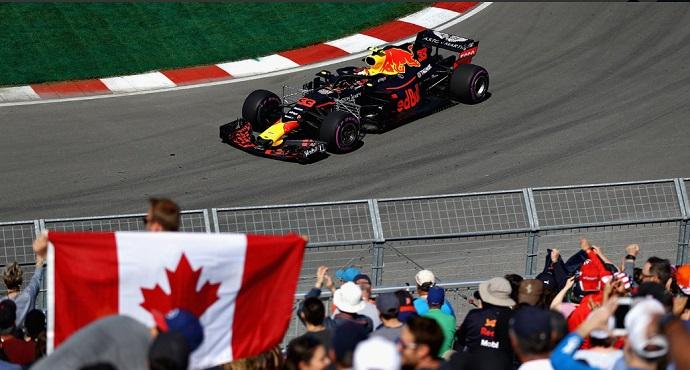 GP Canadá 2018-FP1: Red Bull empieza avisando, Mclaren es el 4º equipo