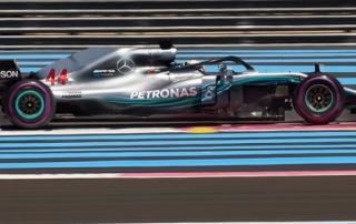 GP Francia 2018:-FP2: Hamilton sigue al frente, Alonso trabajador y Honda en llamas