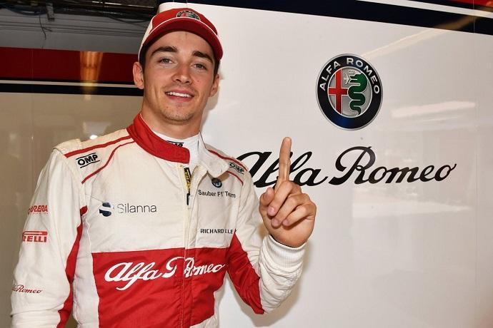 Leclerc llama a las puertas de Ferrari