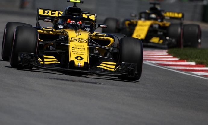 """Previo GP Francia 2018- Renault: Correr en casa de la marca, un """"empujón extra"""", según Sainz"""