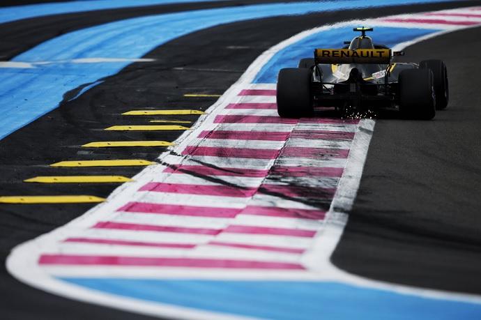 Renault, cuarta fuerza de la parrilla